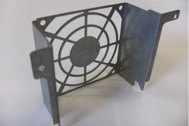 cardinal components offers fabrication and welding services like this fan guard